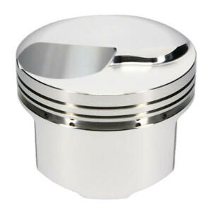 Srp Pistons Engine Piston Set 212158 4 320 Bore 18 0cc Dome 2v For Chevy