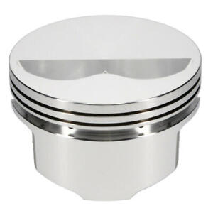Srp Engine Piston Set 206039 4 155 Bore 5 0cc Flat Top 2v For Chevy Sbc