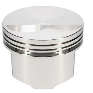 Srp Piston Set 206066 4 030 Bore 5 0cc Flat Top 2v For Ford 331 Sbf Stroker