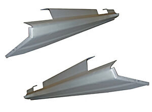 2001 2007 Chevy Silverado 4 Door Crew Cab Rocker Panels 1 Pair