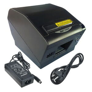 Star Tsp800ii Usb Printer Thermal Wide Label Pos With Power Supply