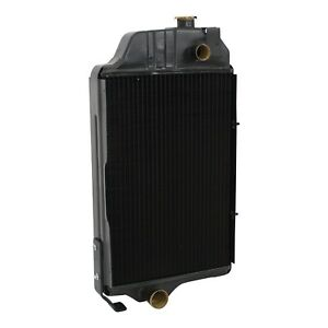 John Deere Radiator Jd400 Jd401 Jd480 300b 301a 302 Ar65715 Al25255 At28810