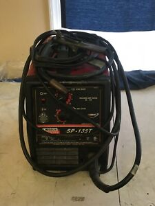 Lincoln Electric Sp 135 T Mig Welder