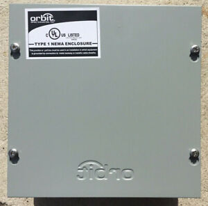 New 1 Hp To 3 Hp Static Phase Converter Panel Nema Encolsure In Los Angeles