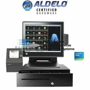 Aldelo Pos System For Bars Restaurants Complete Package Free Support 4gb Ram