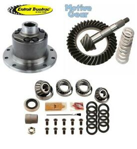 Toyota 4cyl 8 30spl Detroit Truetrac 5 29 Ring Pinion Master Kit Package