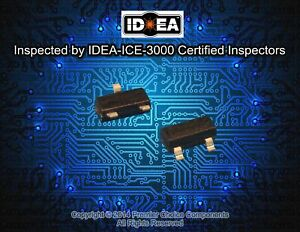 500 pcs Diode Switching 75v 0 2a 3 pin Sot 23 Tape And Box Cmpd2836 2836