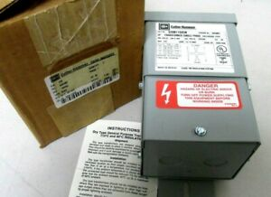 Eaton Cutler hammer S20n11s85n Single Phase Transformer