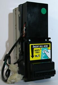 Mars Mei Vn2312u3 Dollar Bill Acceptor Validator 24v mdb Supplied With Mdb Cable