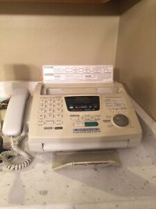 Panasonic Kx fm280 Multi Purpose Fax Machine Works Great W Films And Manual