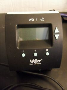 Weller 95w 120v Digital Soldering Station Wd1