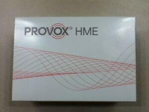 Provox Xtramoist Hme Ref7290 Atos Medical New Sealed Box Of 30 Exp 2020