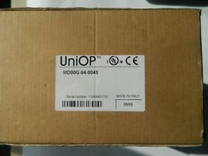 Uniop Md00g 04 0045 Operator Interface Lcd Display