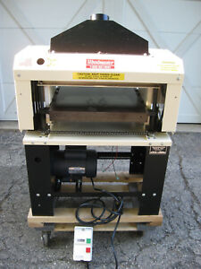 Woodmaster Power Planer Model W 718