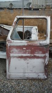 Willys Overland Jeep Station Wagon Truck Driver Side Door