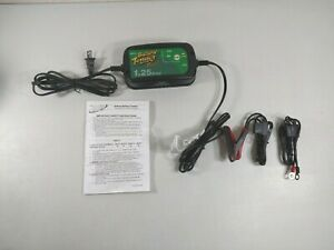 Battery Tender 022 0185g Dl Wh Black 12 Volt 1 25 Amp Plus Battery Charger