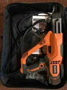 Ridgid 3 In Drywall And Deck Collated Screwdriver Clean R6791