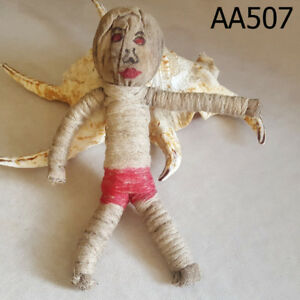 Hoon Payon Voodoo Halloween Enlivened Magic Spirit Doll Occult Powerful Amulets