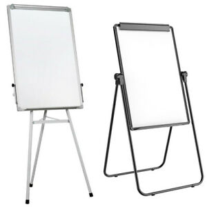 24 X 36 White Board Magnetic Dry Easel Board Double Sided Easel Home Office