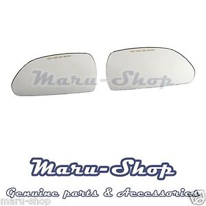 Blind Spot Side Rear View Mirror Glass For 02 08 Chevrolet Lacetti Optra 4 5dr