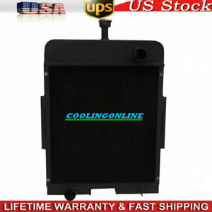 New 378713r92 Tractor Radiator 656 706 756 766 Gas Lp 2656 2706 2756 Ss