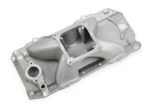 Weiand Track Warrior Intake Chevy Big Block V8 For 4500 Holley Carbs 7623