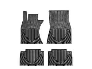 Weathertech All Weather Floor Mats For Lexus Ls460 W Awd 07 12 1st 2nd Row Black