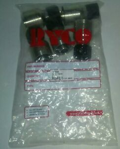 Qty 5 Ryco T7040 1621 Ryco Hydraulic Hose Fittings Jseal New Free Ship