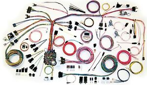 1967 68 Chevy Camaro Classic Update American Autowire Wiring Harness Kit 500661