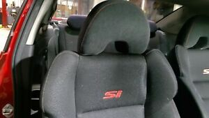 2011 Honda Civic Cpe Si Right Front Seat excellent Condition Trim Code A B