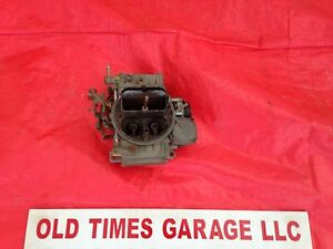 Holley 4 Barrel Carburetor List 6919 2918 600cfm Ford Mopar Chevy