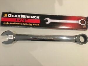 Gear Wrench 1 7 8 Jumbo Combination Ratcheting Wrench