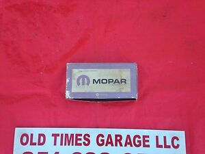 Nos Mopar Piston Ring Set 1965 71 Plymouth Dodge 383 Engine Road Runner Charger