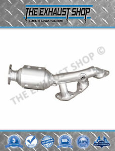 Fits 2003 2004 Nissan Xterra Frontier 3 3l Driver Side Manifold With Converter