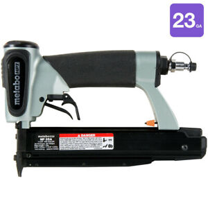 Metabo Hpt 1 3 8 In 23 gauge Micro Pin Nailer W Carrying Case Np35a New
