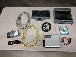 Panasonic Toughbook Arbitrator Police Car Video Camera System With Software