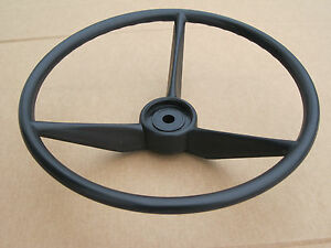 Steering Wheel For Ih International 154 Cub Lo boy 184 185 Cadet 982 984 986