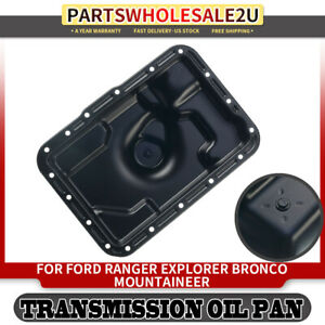 Transmission Oil Pan For Ford Bronco Ii Ranger Explorer Mountaineer 265 831