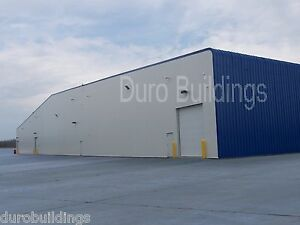 Durobeam Steel 75x150x16 Metal Building Clear Span Commercial Warehouse Direct