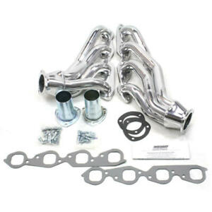 Patriot Exhaust Exhaust Header H8013 1 Clippster For Chevy 396 454 Bbc