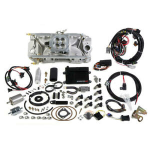 Holley Fuel Injection System 550 836 Avenger Efi Port Injection For Bbc