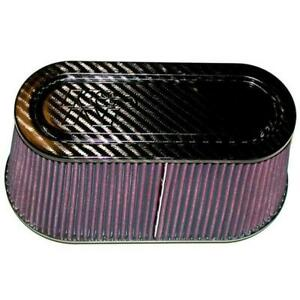 K n Air Filter Rp 5115 Oval Oiled Cotton Gauze