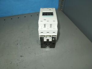 Siemens Sirius 3rt1045 1bb40 105 120a 600v Contactor 24v Dc Coil Used
