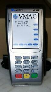 Verifone Vx680 3g Emv contactless Smart Card Wireless Credit Card Terminal
