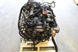 2017 17 Ford Mustang 2 3l Ecoboost Turbo Oem Complete Engine Longblock 1152
