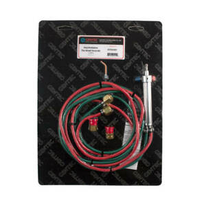Gentec Oxy acetylene Small Torch Kit 1 Tip 14 500