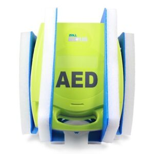 New 2016 Zoll Aed Plus Automatic 2021 Cpr d Padz 4 Year Factory Warranty