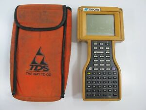 Topcon Ranger Survey Data Collector With Case