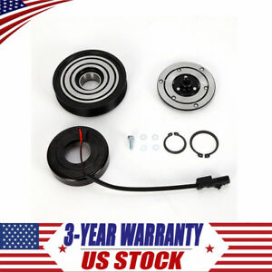 A C Ac Compressor Clutch Kit Fit For Dodge Jeep Liberty 55037466ae 4335 Usa
