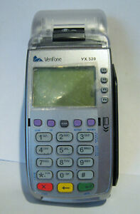 Verifone Vx 520 Terminal Buying Outright no Strings